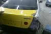 Toyota Altezza 2001 восстановление геометрии кузова, ремонт и покраска задних крыльев, багажника и бамперов  - 20121007